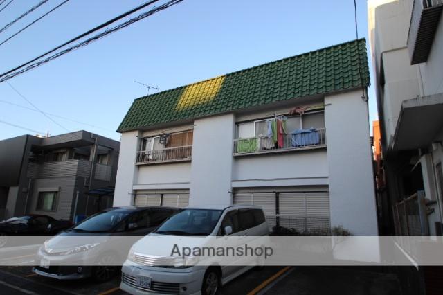 東京都江戸川区、平井駅徒歩5分の築32年 2階建の賃貸アパート