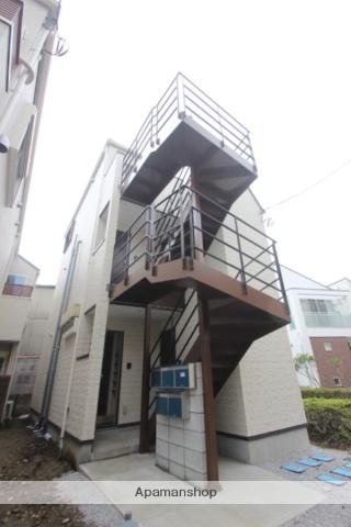 東京都葛飾区、平井駅徒歩30分の新築 3階建の賃貸アパート