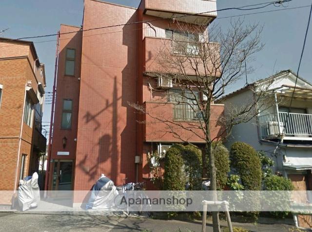 東京都江戸川区、新小岩駅徒歩16分の築30年 3階建の賃貸マンション