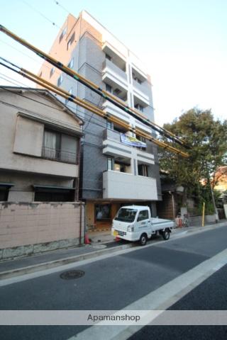 東京都江戸川区、新小岩駅徒歩8分の築17年 3階建の賃貸マンション