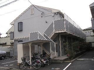 東京都江戸川区谷河内2丁目[1K/20.25m2]の外観1