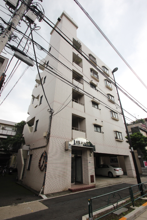 東京都墨田区、亀戸駅徒歩17分の築27年 6階建の賃貸マンション
