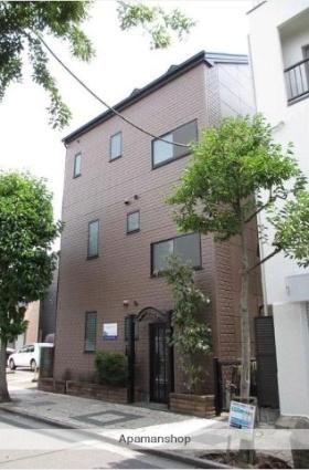東京都江戸川区東小岩5丁目[1R/16m2]の外観1