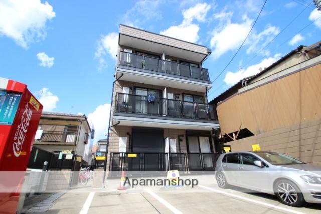 東京都江戸川区、平井駅徒歩13分の築8年 3階建の賃貸マンション
