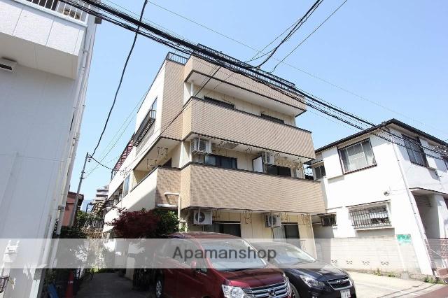 東京都江戸川区、平井駅徒歩5分の築23年 3階建の賃貸マンション