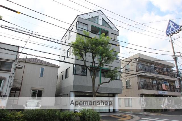 東京都江戸川区、新小岩駅徒歩14分の築25年 4階建の賃貸マンション