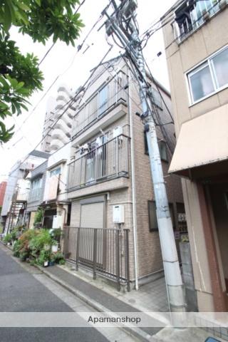 東京都葛飾区、平井駅徒歩30分の築10年 3階建の賃貸アパート