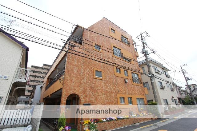 東京都江戸川区、平井駅徒歩6分の築38年 4階建の賃貸マンション