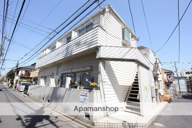 東京都江戸川区、平井駅徒歩11分の築31年 2階建の賃貸アパート