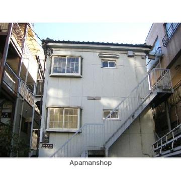 東京都江戸川区、平井駅徒歩15分の築33年 2階建の賃貸アパート