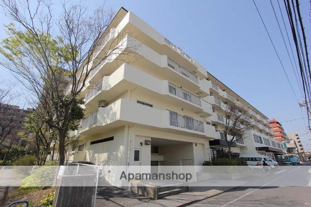 東京都江戸川区、平井駅徒歩9分の築30年 5階建の賃貸マンション