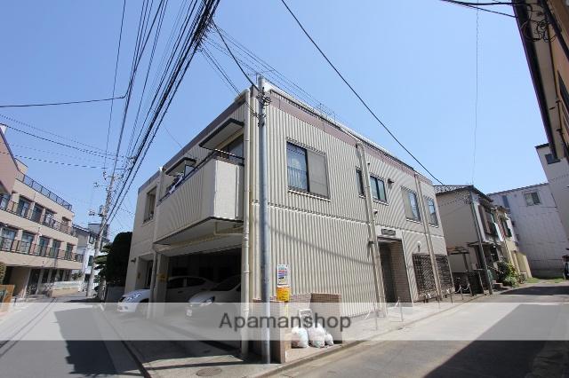 東京都江戸川区、平井駅徒歩4分の築27年 3階建の賃貸マンション