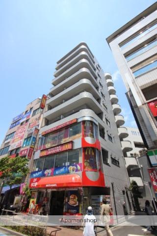 東京都江戸川区、平井駅徒歩1分の築22年 10階建の賃貸マンション