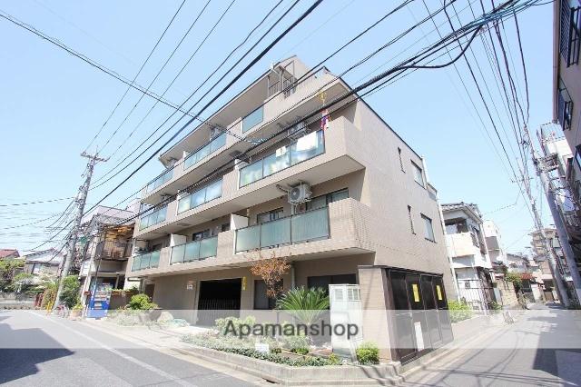 東京都江戸川区、平井駅徒歩6分の築19年 5階建の賃貸マンション