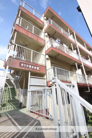 東京都江戸川区、平井駅徒歩15分の築46年 4階建の賃貸マンション
