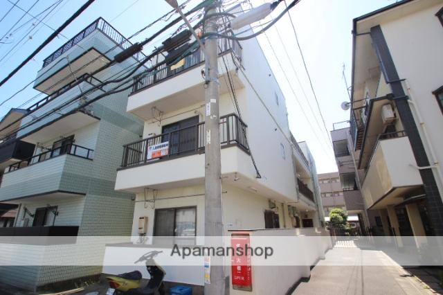 東京都江戸川区、平井駅徒歩14分の築28年 3階建の賃貸マンション