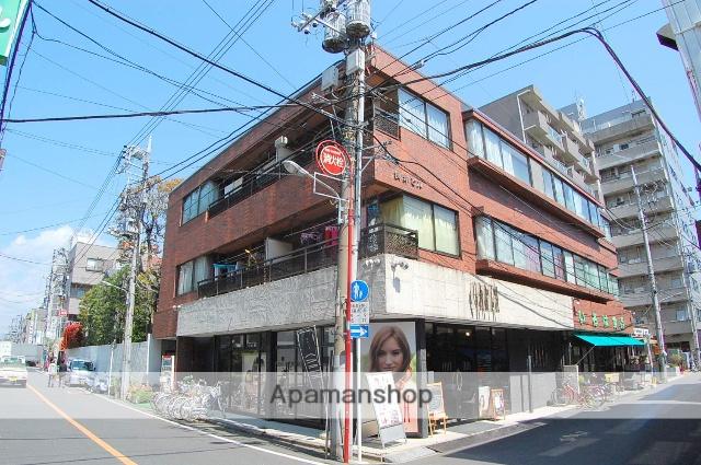東京都江戸川区、平井駅徒歩4分の築26年 3階建の賃貸マンション