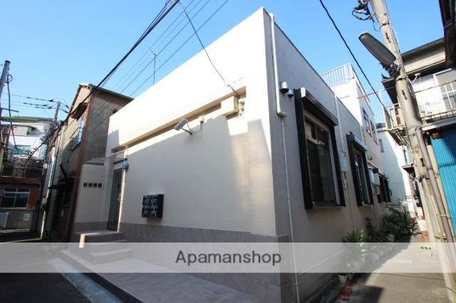 東京都墨田区、平井駅徒歩12分の築47年 2階建の賃貸マンション