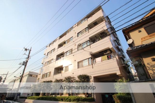 東京都江戸川区、平井駅徒歩7分の築27年 5階建の賃貸マンション