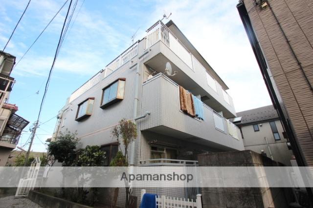 東京都江戸川区、平井駅徒歩9分の築27年 3階建の賃貸マンション