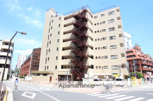 東京都葛飾区、平井駅徒歩23分の築32年 8階建の賃貸マンション
