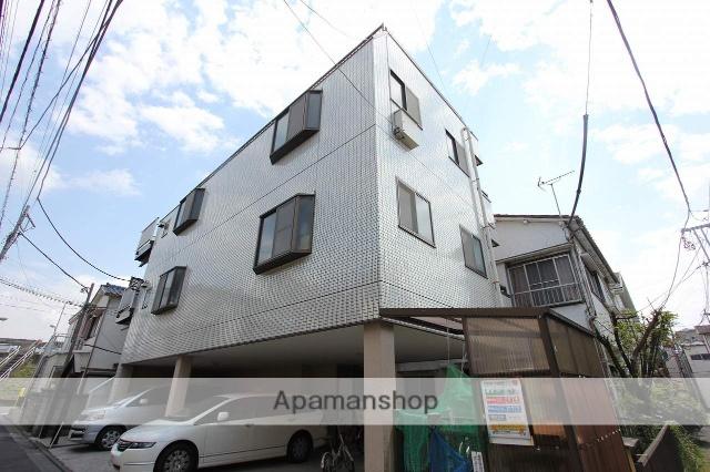 東京都江戸川区、平井駅徒歩15分の築26年 3階建の賃貸マンション