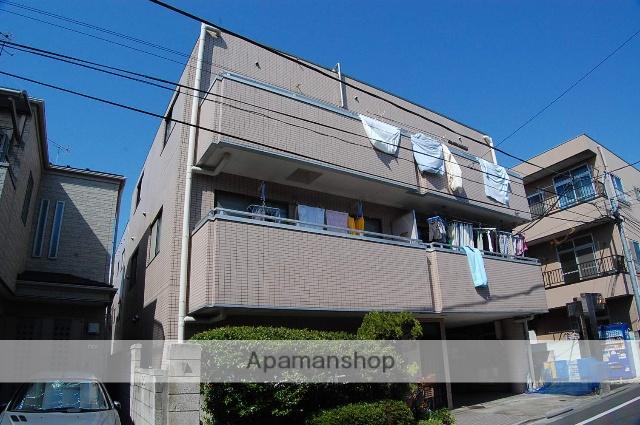 東京都江戸川区、平井駅徒歩27分の築23年 3階建の賃貸マンション