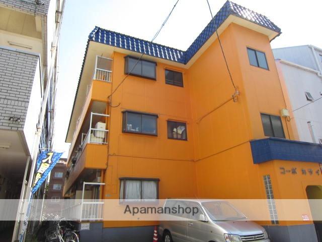 東京都江戸川区、西葛西駅徒歩21分の築33年 3階建の賃貸マンション