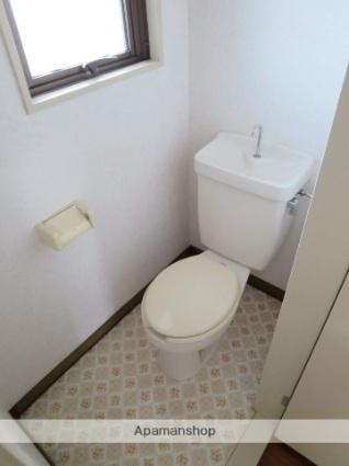 東京都江戸川区中葛西7丁目[2DK/39.66m2]のトイレ