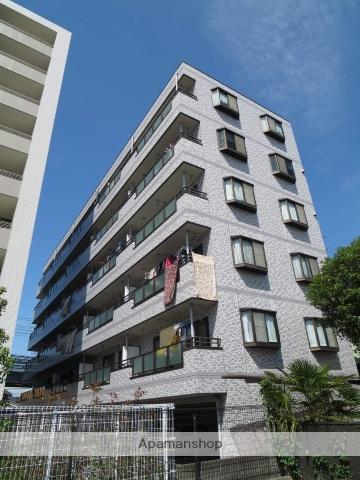 東京都江戸川区、西葛西駅徒歩28分の築17年 6階建の賃貸マンション