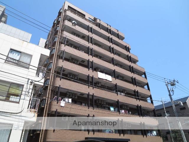 東京都江戸川区、西葛西駅徒歩20分の築24年 10階建の賃貸マンション