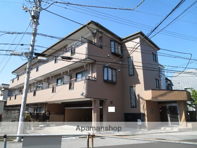 東京都江戸川区、葛西臨海公園駅徒歩27分の築19年 3階建の賃貸マンション