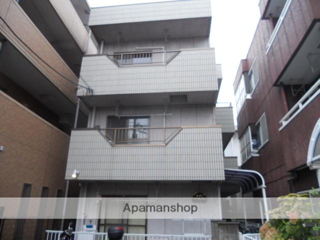東京都江戸川区、西葛西駅徒歩29分の築28年 3階建の賃貸マンション