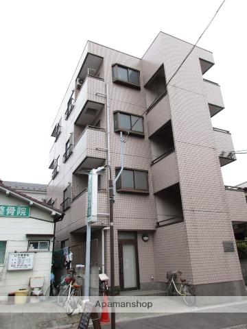 東京都江戸川区、葛西臨海公園駅徒歩25分の築25年 4階建の賃貸マンション