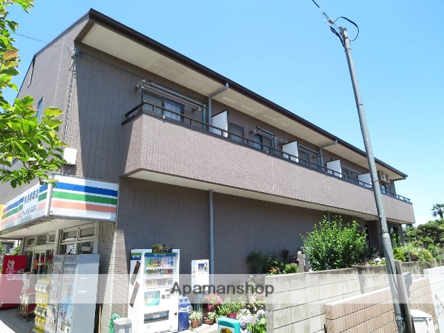 東京都江戸川区、葛西駅徒歩16分の築22年 2階建の賃貸マンション