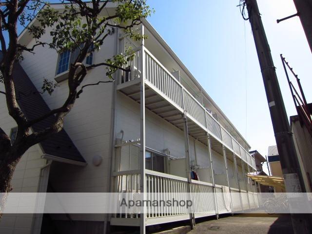 東京都江戸川区、葛西駅徒歩11分の築25年 2階建の賃貸アパート