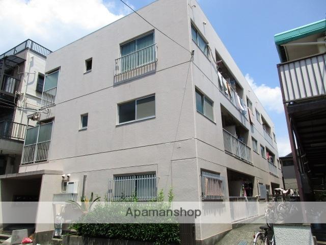 東京都江戸川区、西葛西駅徒歩19分の築36年 3階建の賃貸マンション