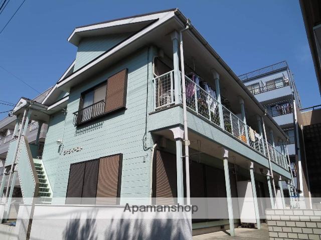 東京都江戸川区、葛西駅徒歩9分の築27年 2階建の賃貸アパート