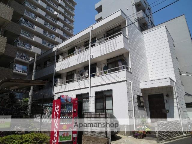 東京都江戸川区、西葛西駅徒歩20分の築32年 3階建の賃貸マンション