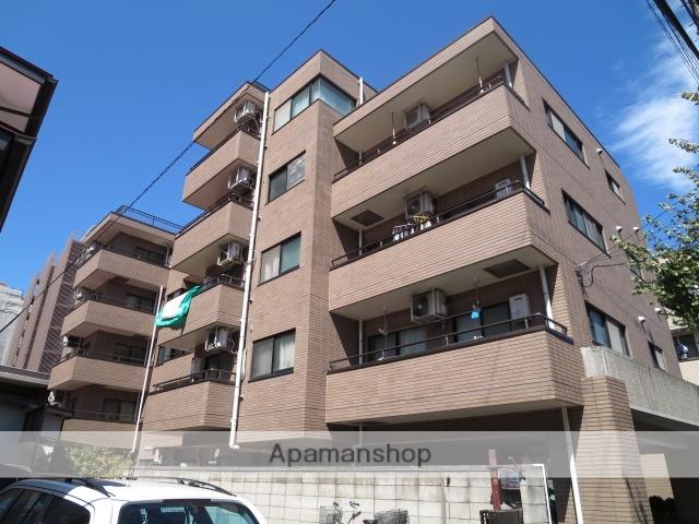 東京都江戸川区、西葛西駅徒歩19分の築26年 5階建の賃貸マンション