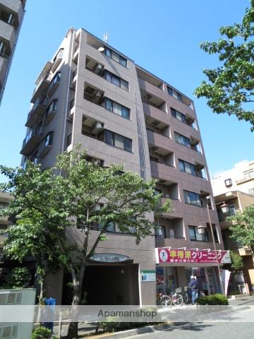 東京都江戸川区、葛西駅徒歩6分の築23年 7階建の賃貸マンション