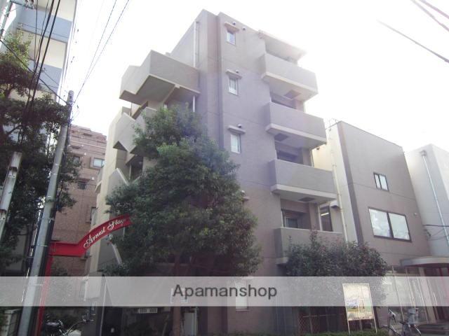 東京都江戸川区、西葛西駅徒歩10分の築11年 5階建の賃貸マンション