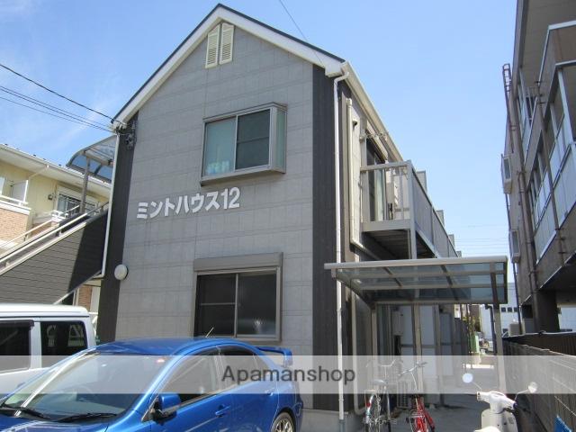 東京都江戸川区、葛西駅徒歩8分の築8年 2階建の賃貸アパート
