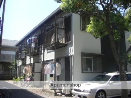 東京都江戸川区、葛西駅徒歩9分の築33年 2階建の賃貸アパート