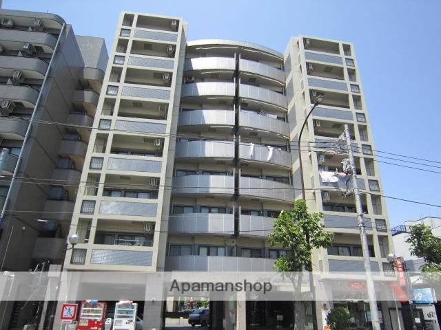 東京都江戸川区、葛西臨海公園駅徒歩23分の築21年 8階建の賃貸マンション