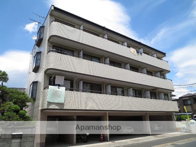 東京都江戸川区、葛西駅徒歩15分の築25年 4階建の賃貸マンション