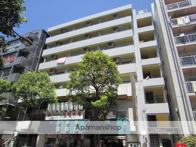 東京都江戸川区、西葛西駅徒歩2分の築30年 7階建の賃貸マンション