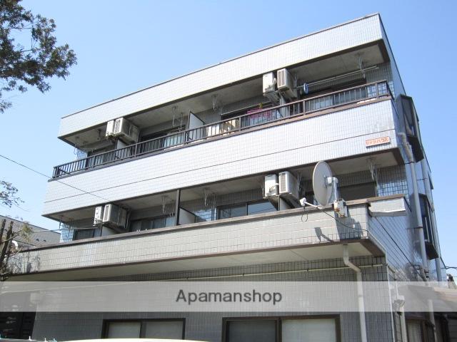 東京都江戸川区、西葛西駅徒歩25分の築27年 3階建の賃貸マンション