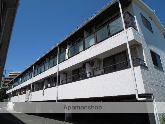 東京都江戸川区、西葛西駅徒歩20分の築24年 3階建の賃貸マンション