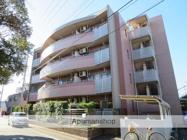 東京都江戸川区、葛西駅徒歩10分の築14年 4階建の賃貸マンション